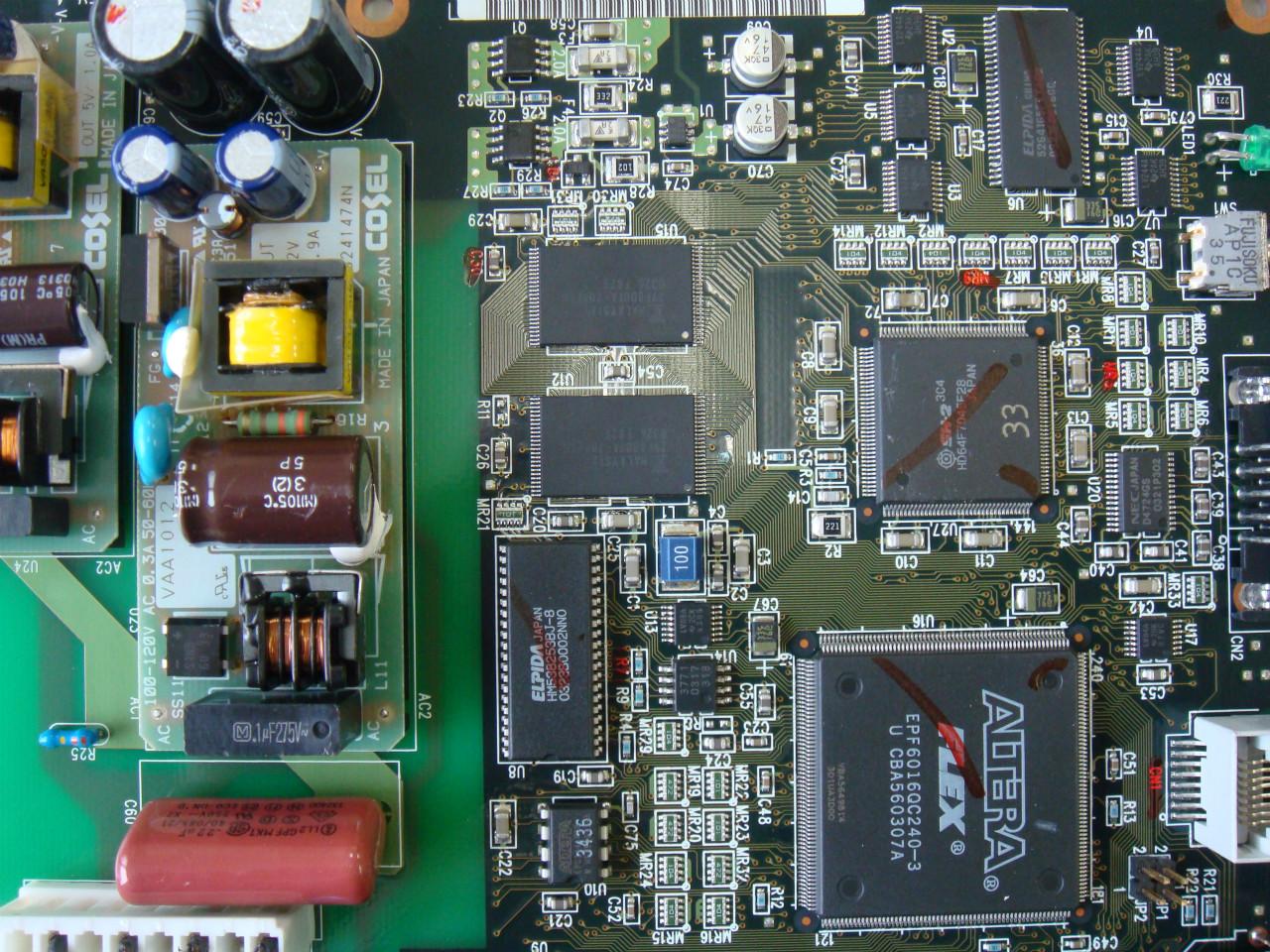 ⑤-2回路基板(洗浄後)