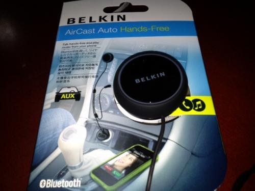 BELKIN  Bluetooth ブルートゥース  ハンズフリー