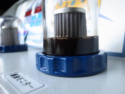 軽自動車のATF  早めの交換が予防整備。
